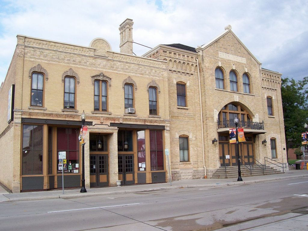 Grand Opera House, Haunted place in Wisconsin