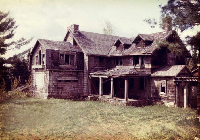 Summerwind Mansion, Haunted place in Wisconsin
