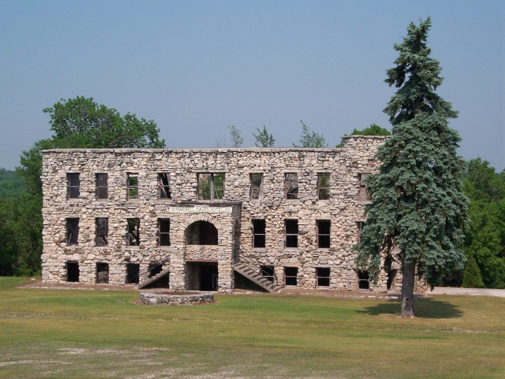 Hotel Hell, Haunted place in Wisconsin