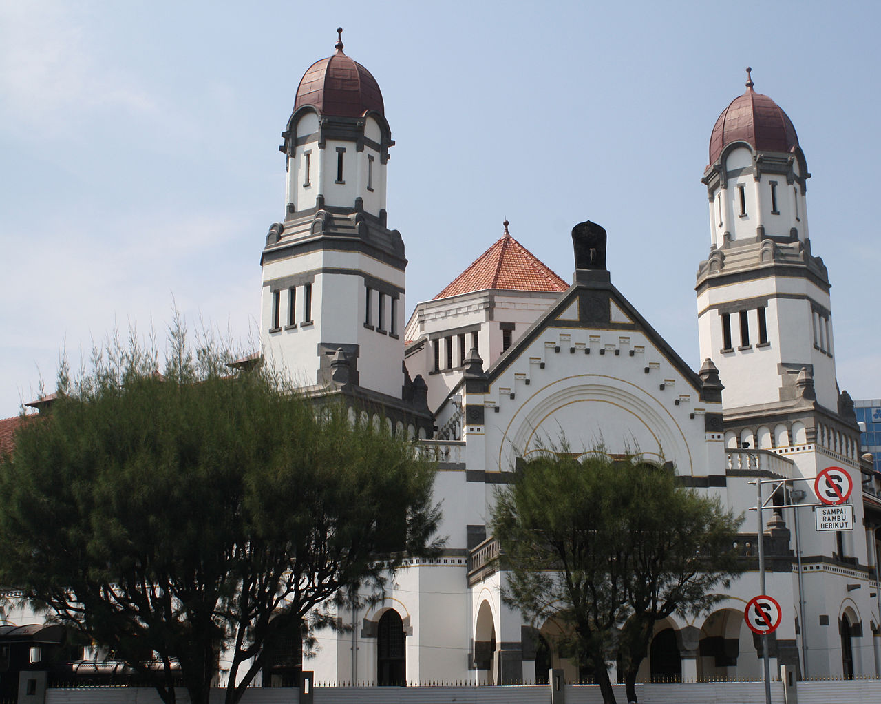 lawang sewu, most haunted places