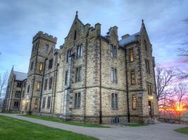 Top 10, Haunted Colleges, Midwest