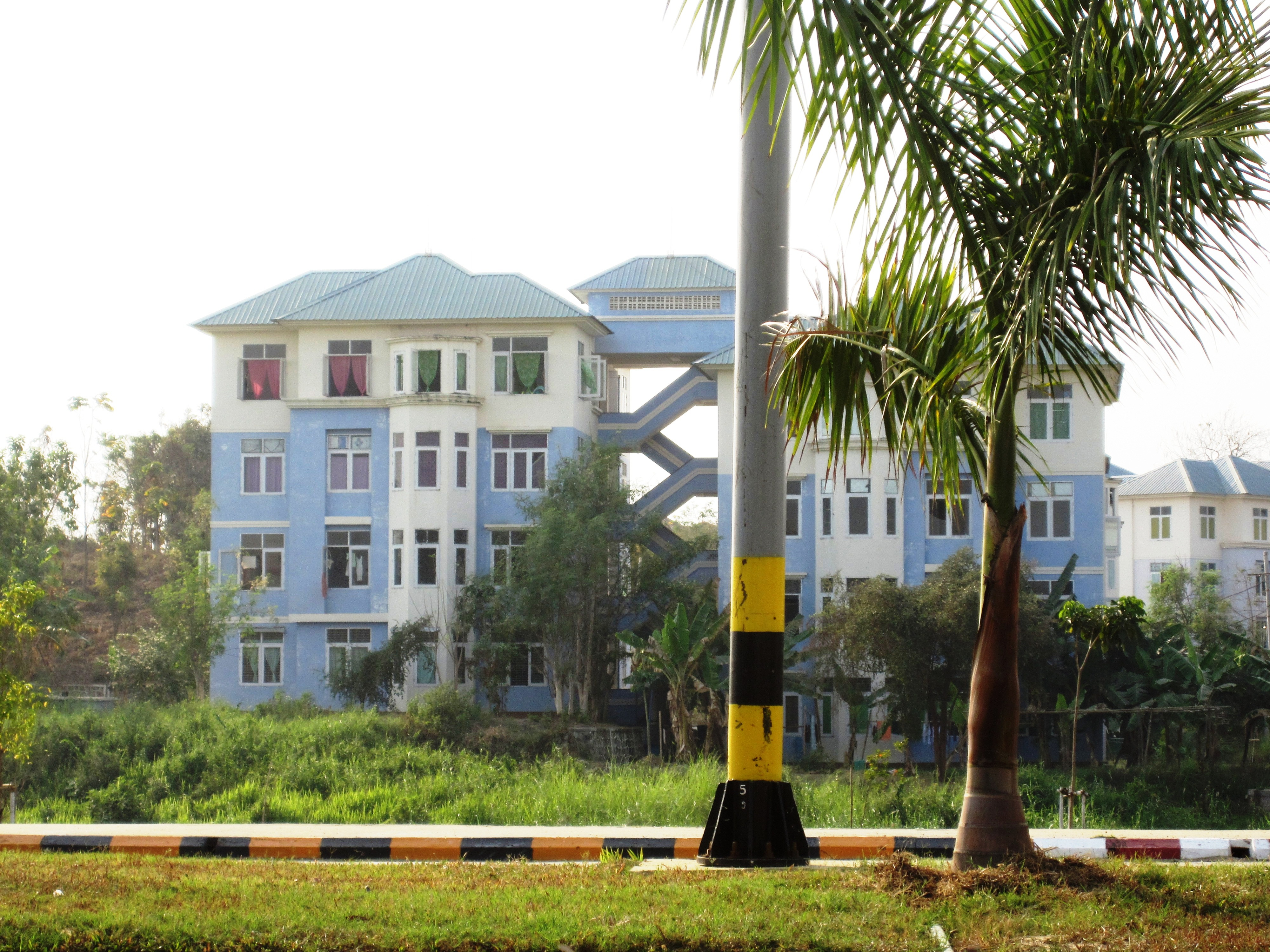 building, apartment, naypyidaw
