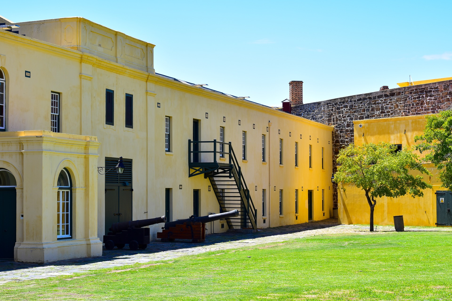 castle of good hope, most haunted places