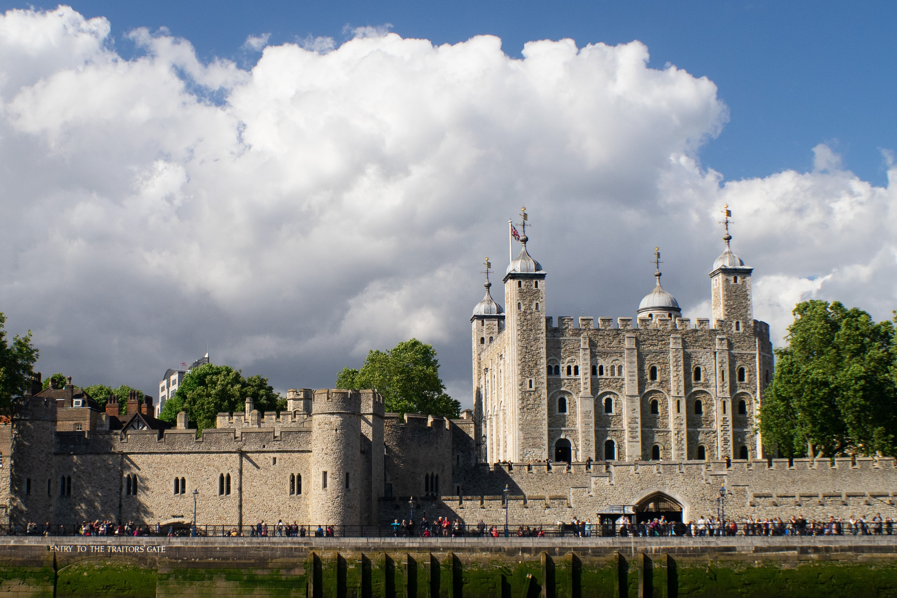 london tower, most haunted places
