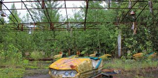 Abandoned theme parks, Top 10