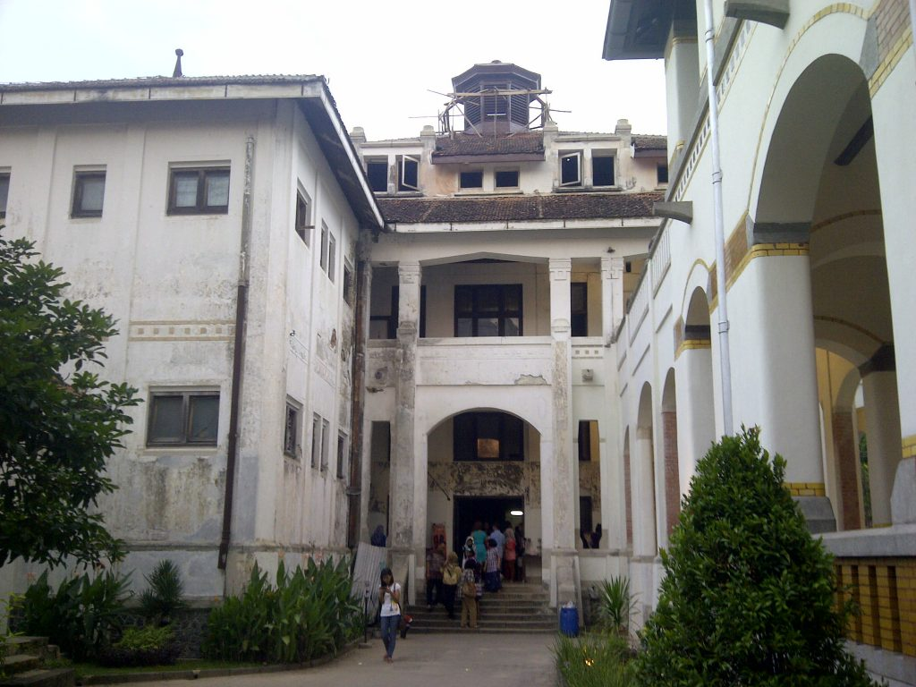 Lawang Sewu renovations