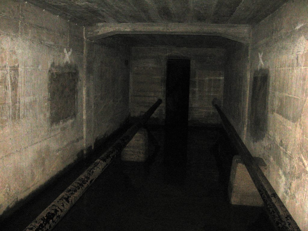 The Basement of Building B