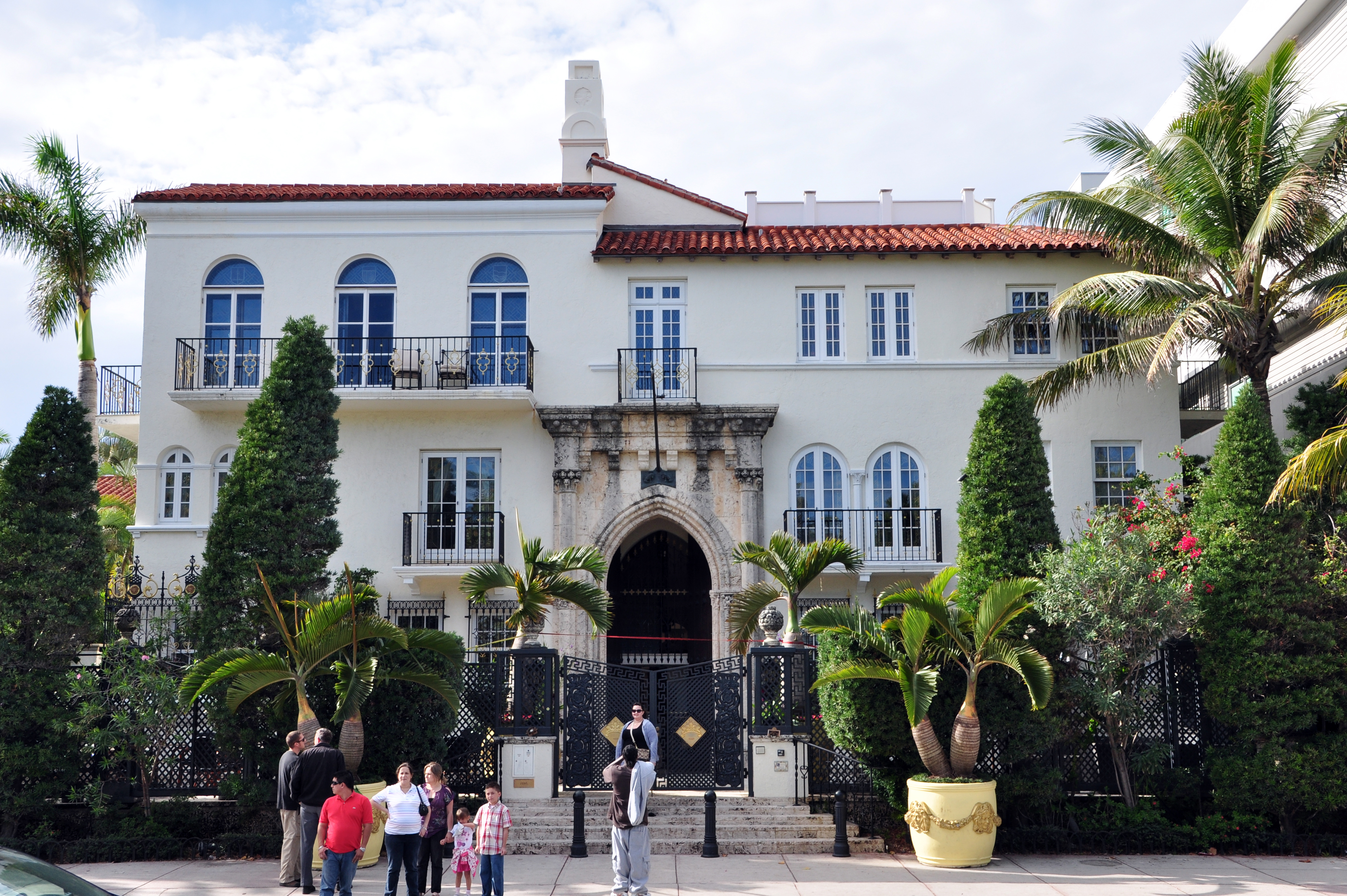 gianni versace, famous murder cases