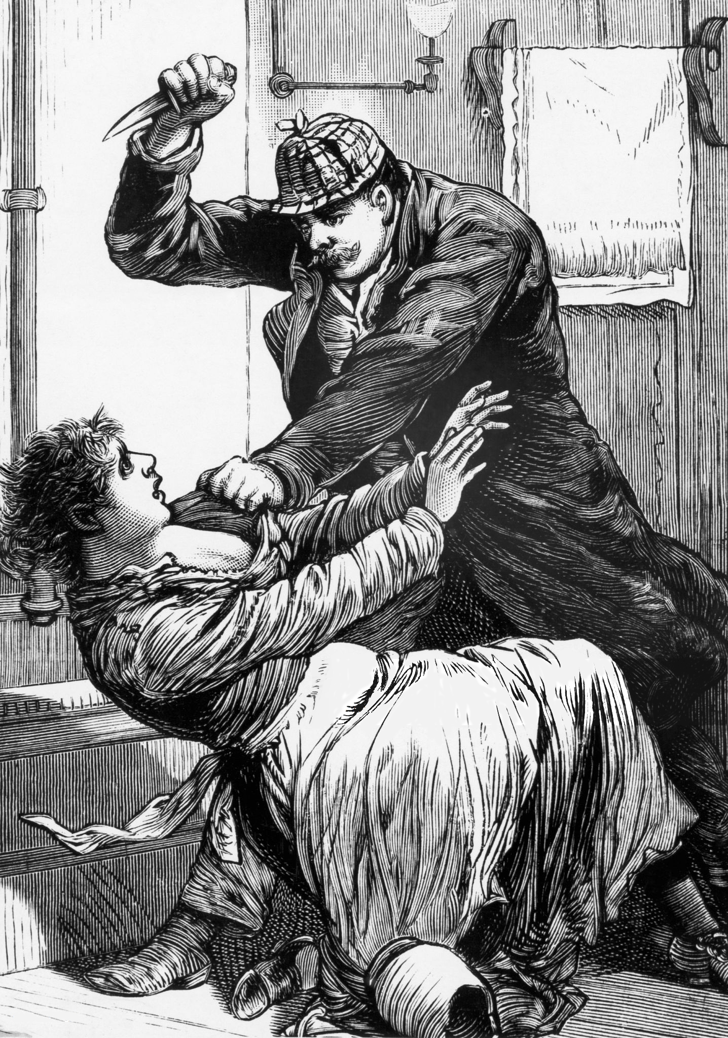 jack the ripper, famous murder cases