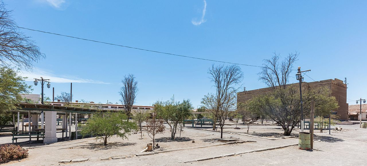 ghost town, humberstone