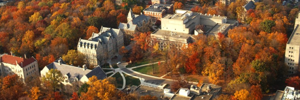 Indiana University, Haunted place in Indiana