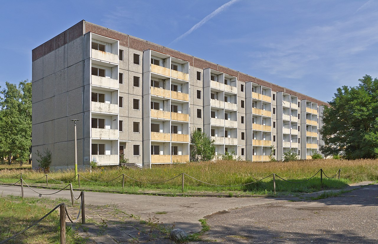 olympic village, building, abandoned places